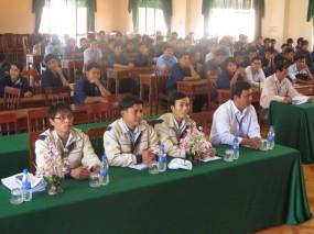 Công ty Doosan-Vina tư vấn, tuyển dụng học sinh - sinh viên - năm 2011