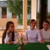 Học sinh - sinh viên làm lễ tân hội nghị - năm 2012