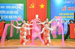 Khai mạc Hội giảng Giáo viên dạy nghề tỉnh Quảng Ngãi lần thứ IV - năm 2015