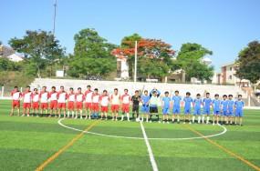 Bóng đá Nam - Hội thao truyền thống chào mừng 11/06/2015